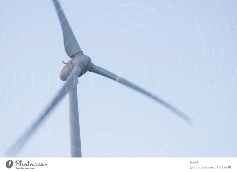 wind Technology Advancement Future Energy industry Renewable energy Wind energy plant Elements Air Sky Cloudless sky Blue Gray Climate Environmental protection
