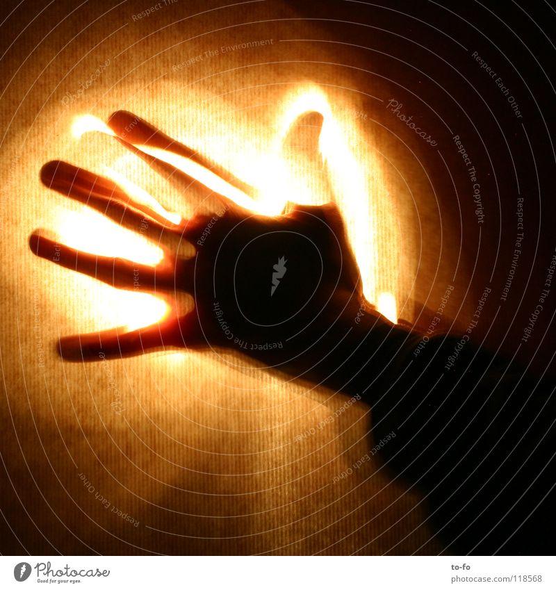 Hand Movement Fear Art Blaze Culture Catch Burn Ghosts & Spectres  Panic Magic