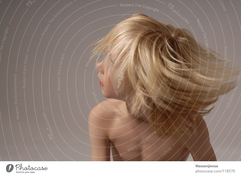 Joy Boy (child) Naked Emotions Movement Happy Hair and hairstyles Power Blonde Flying Force Speed Energy industry Anger Strong Aggravation