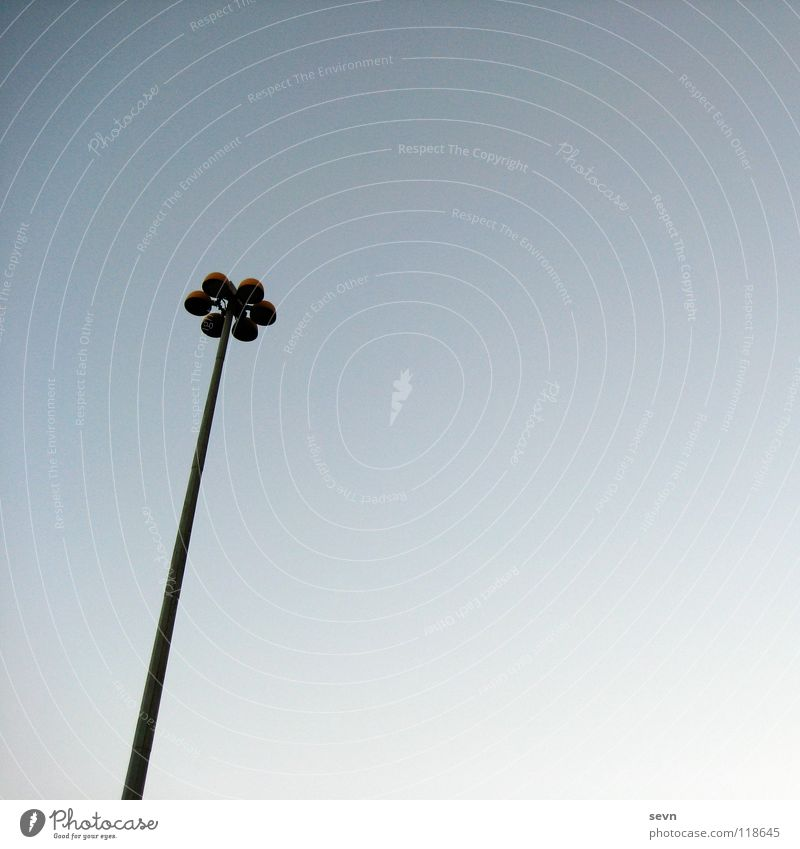 Sky Street Modern Round Lantern UFO