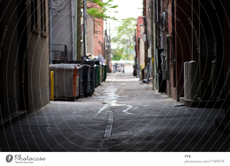 City House (Residential Structure) Dark Wall (building) Lanes & trails Building Wall (barrier) Moody Going Facade Glittering Fear High-rise Walking Dangerous