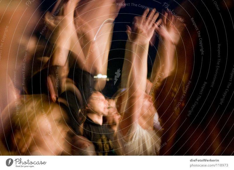 Human being Hand Summer Joy Dark Movement Music Concert Dynamics Bonn