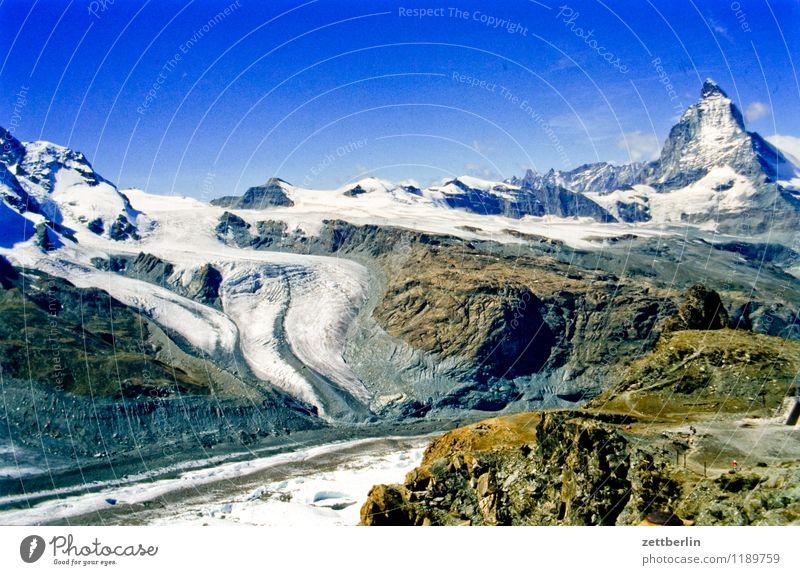 Switzerland (3) Mountain High mountain region Rock Massive Far-off places Fog Haze Vacation & Travel Travel photography Tourism Alps Sparse Landscape Nature