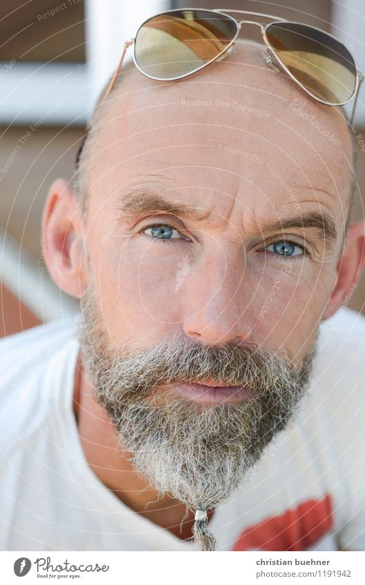 Human being Man Loneliness Adults Power Authentic Uniqueness Planning Change Adult Education Illness Watchfulness Relationship Artist Bald or shaved head