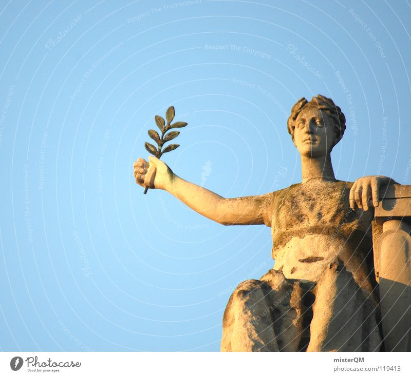 He's Got the Whole World in His Hands I Sky Dark Statue Sculpture Rome Posture Leaf Emanation Symbols and metaphors Strong Historic Derelict Gallery Loneliness