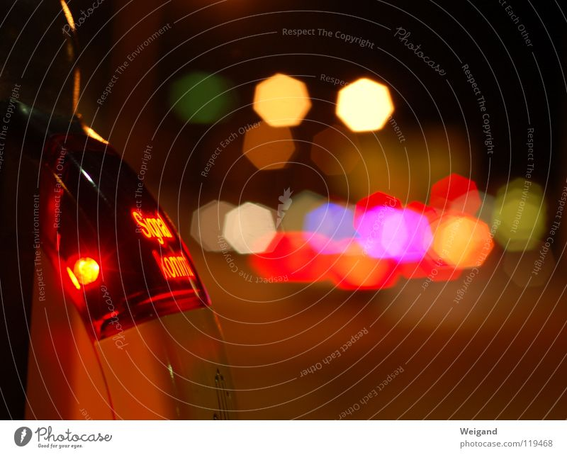 Come on! Traffic light Red Night In transit Transport Life goal Break Stop short Time Boredom Wait Focal point Street Signal Beginning