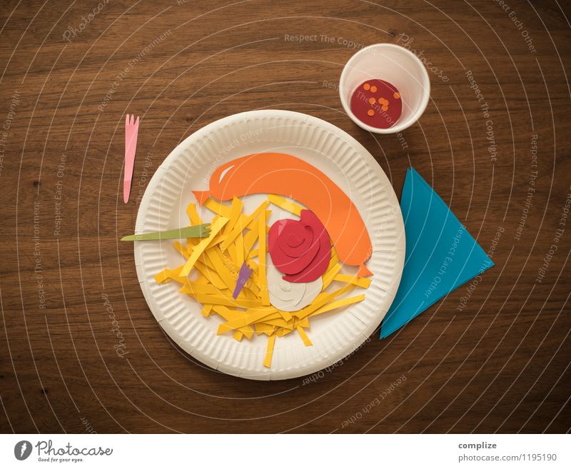 Healthy Eating Food Health care Nutrition Beverage Retro Kitsch Overweight To feed Meat Lunch Cutlery Sausage Fast food
