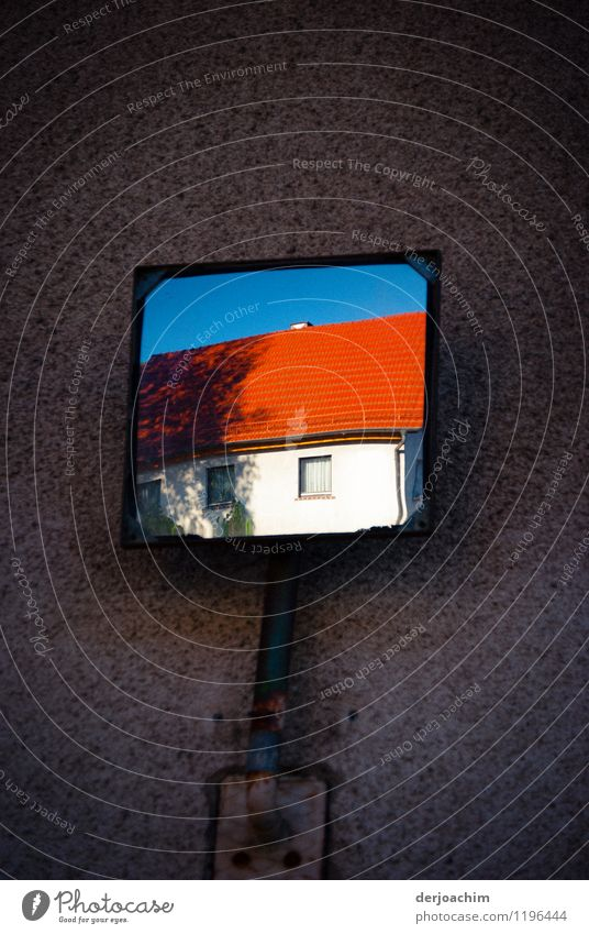Summer White Calm Joy House (Residential Structure) Wall (building) Street Wall (barrier) Exceptional Germany Flat (apartment) Glass Trip Observe