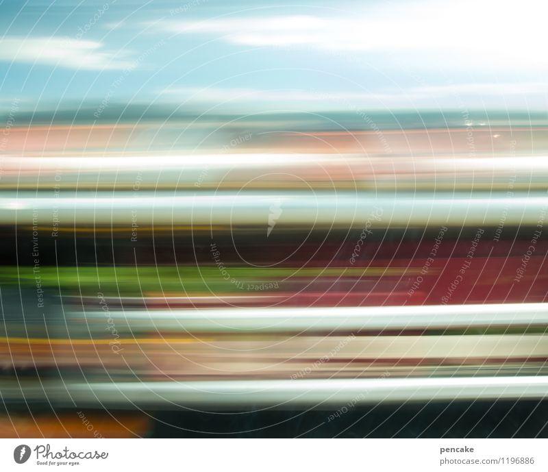 Heaven Transport Speed Sign Truck Motoring