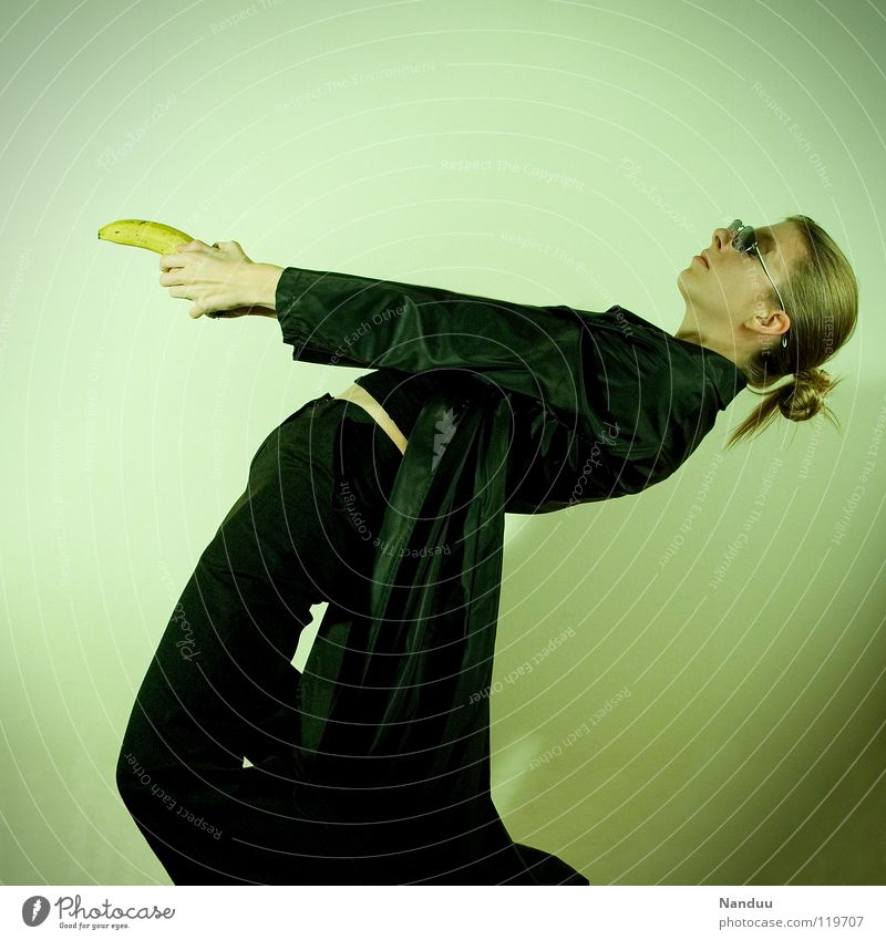 Woman Going Cool (slang) Film industry Television Good Thin Media Stage play Cinema Evil Hero Coat Sunglasses Surrealism False