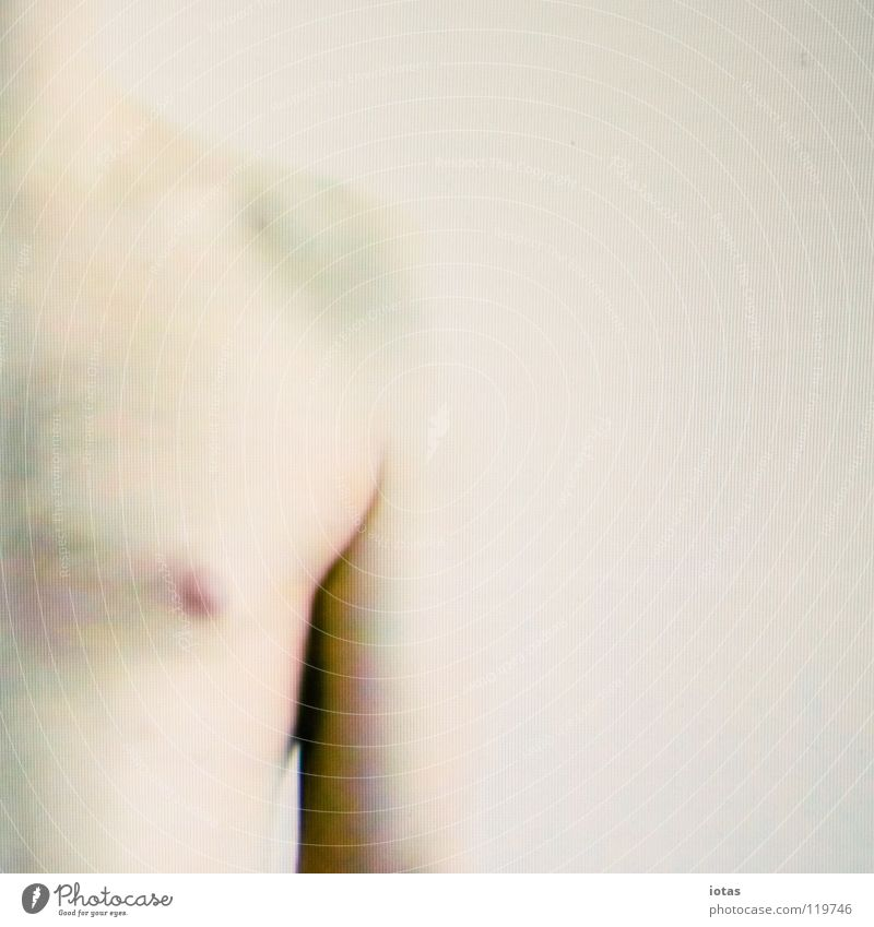 Man Calm Naked Body Masculine Media Surrealism Video Project