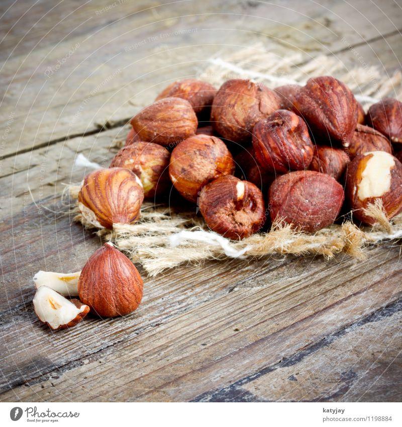 hazelnuts Hazelnut entirely whole Brown Nut Autumn Seed Winter December Fresh White Background picture Sheath Christmas & Advent Nutcrackers Nutrition Near