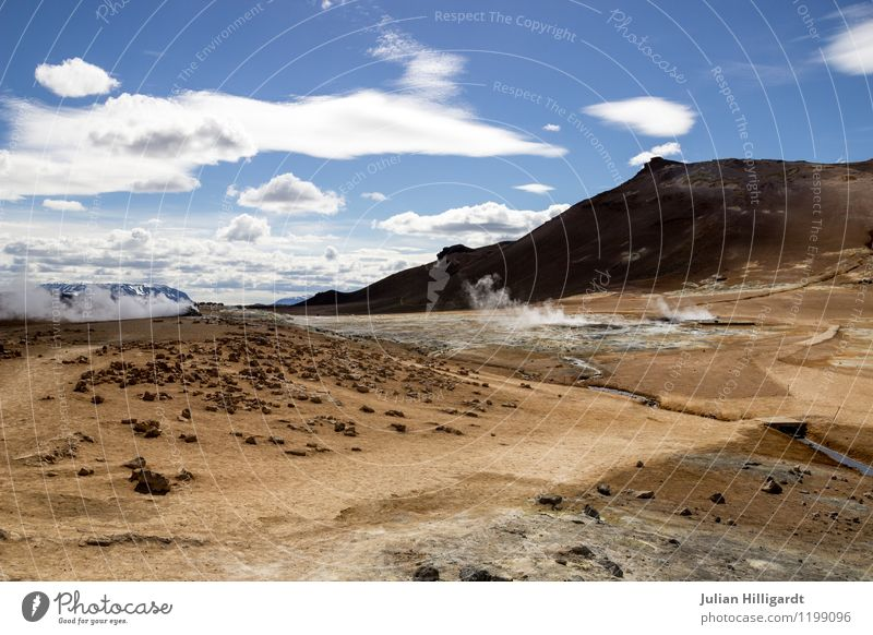 desert Iceland Lifestyle Leisure and hobbies Vacation & Travel Freedom Summer Environment Nature Landscape Elements Sand Sky Clouds Weather Authentic