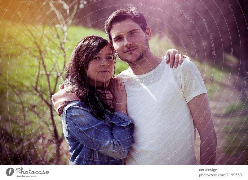 Human being Youth (Young adults) Young woman Young man Joy 18 - 30 years Adults Life Love Emotions Feminine Happy Couple Together Friendship Masculine