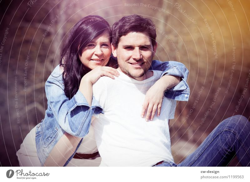 Christoph & Julia Lifestyle Elegant Joy Leisure and hobbies Human being Masculine Feminine Young woman Youth (Young adults) Young man Friendship Couple Partner