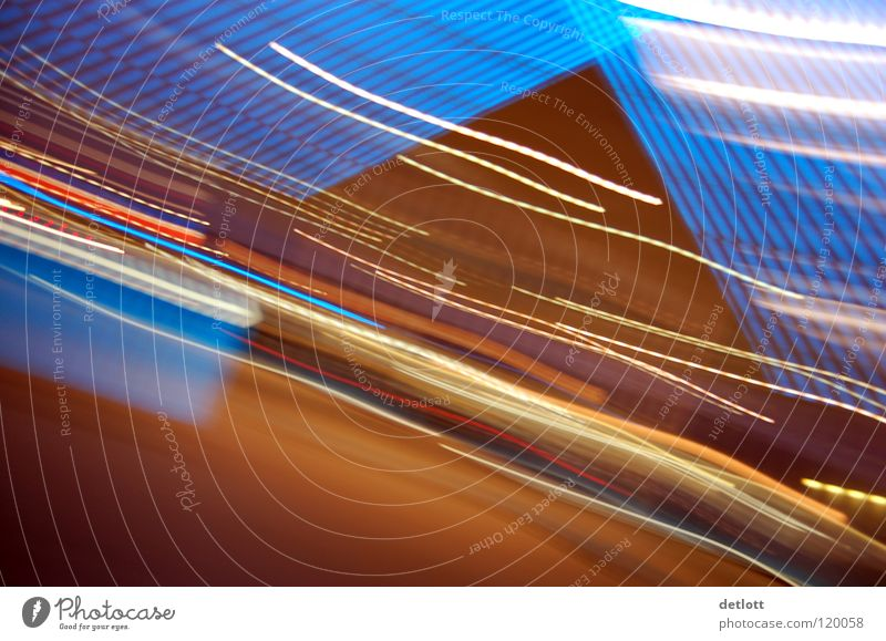 Colour Lamp Brown Tracks Traffic infrastructure Neon light Progress Signal Petrol station Pyramid Zoom effect Focal distance