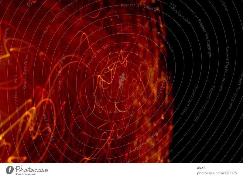 Blue Red Yellow Colour Orange Stripe Attempt Study or Survey Exposure Visual spectacle UFO Intoxicant Warped Magenta LSD Fiber optics