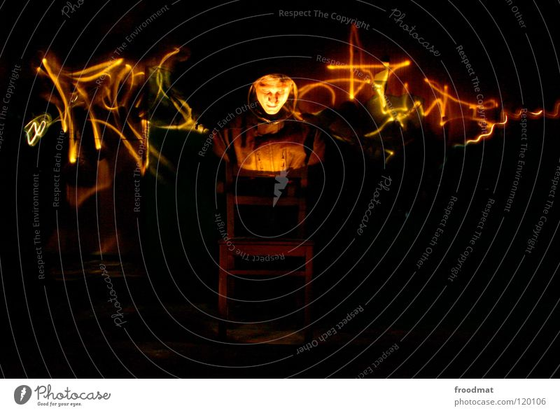 Face Dark Graffiti Warmth Germany Energy industry Chair Physics Hot Mysterious Creepy Furniture Long exposure Ghosts & Spectres  Mystic Surrealism