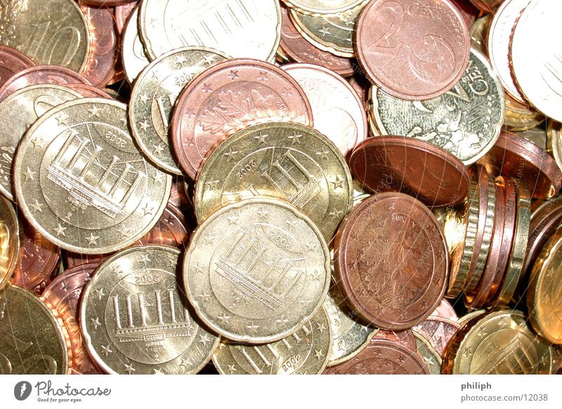 EuroCoinsClose Background picture Money Financial Industry Loose change Change Rich Pocket money Things Services close up coins cash small change Arm poor