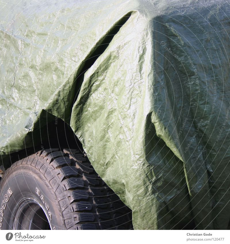 Green Winter Car Leisure and hobbies Frost Protection Farm Truck Parking Parking lot Covers (Construction) Concealed Packaged Motorsports