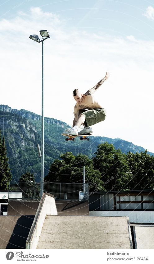 Sports Playing Driving Skateboarding Austria Punk rock Funsport Ramp Amusement Park Extreme sports Sports ground Dornbirn Air