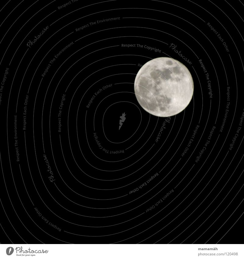 Sky Black Dark Bright Illuminate Moon Hover Night sky Circle Orientation Celestial bodies and the universe Full  moon Volcanic crater Moonstruck
