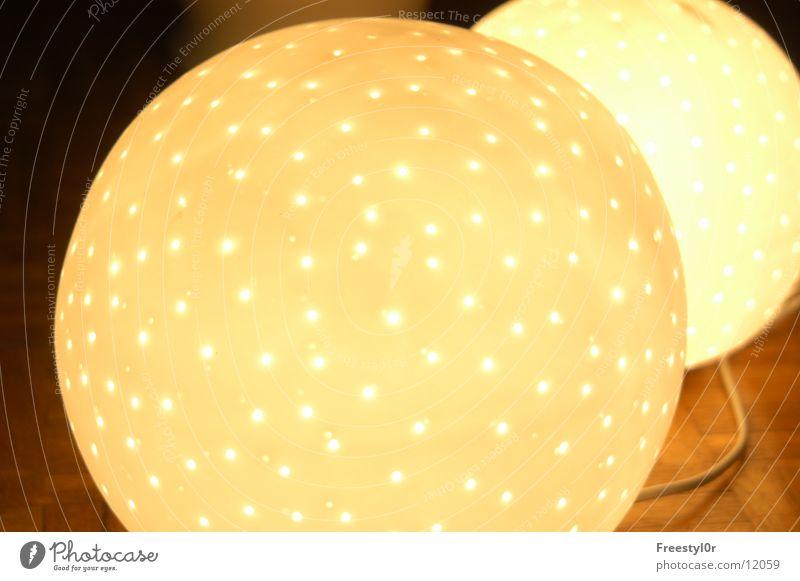 Lamp Living or residing Point Sphere