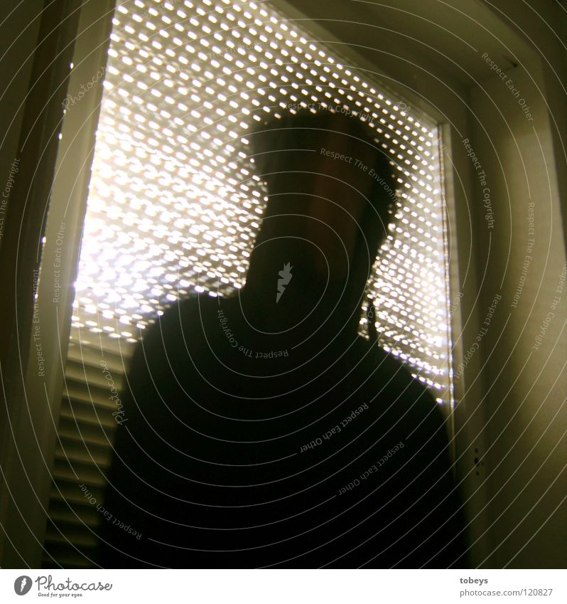 Man Hand Dark Window Adults Life Sadness Think Room Multiple Success Dangerous Balcony Force Radiation Window pane