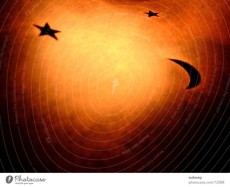 Sky Old Sun Dream Earth Metal Art Star (Symbol) Moon Illuminate Mysterious Universe Past Historic