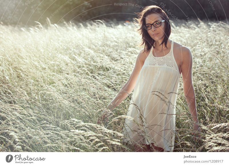 Woman Nature Beautiful Summer Sun Relaxation Calm Adults Natural Style Garden Freedom Contentment Leisure and hobbies Fresh