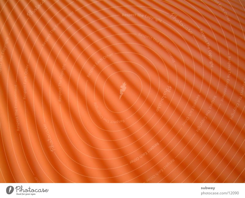 Orange Furrow Photographic technology