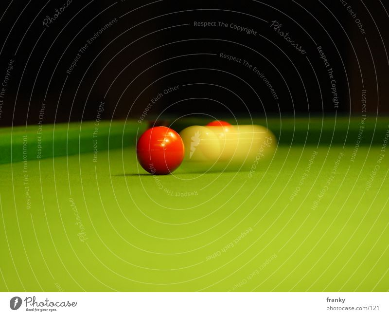 Pool (game) Snooker
