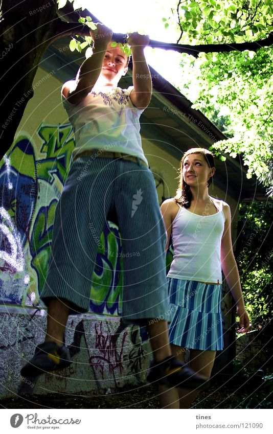 Blue Sun Colour Graffiti Park Power Leisure and hobbies Force Sports Training Snapshot Boredom Mural painting Admiration Weight training