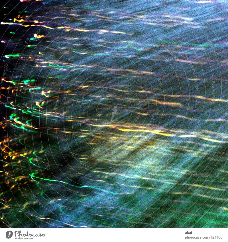 Blue Red Yellow Colour Orange Stripe Living room Attempt Study or Survey Exposure Visual spectacle UFO Warped Magenta LSD Fiber optics