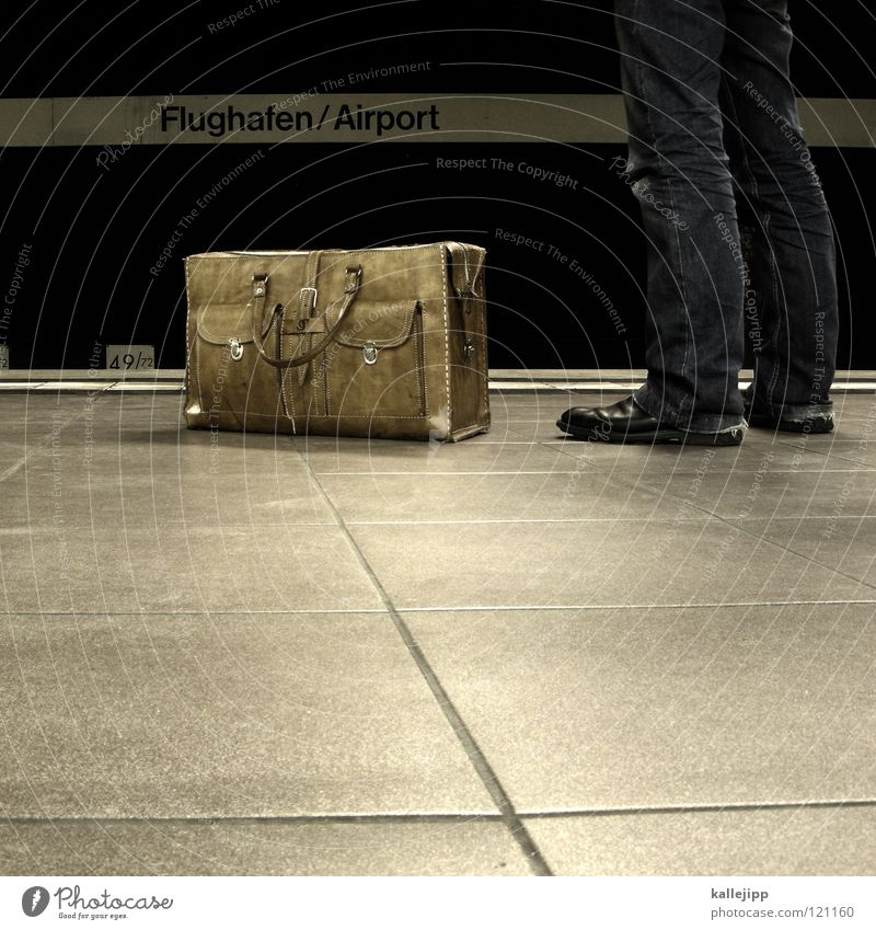 City Vacation & Travel Work and employment Train station Legs Footwear Time Trip Airplane Aviation Corner Jeans Culture Meeting Services Airport