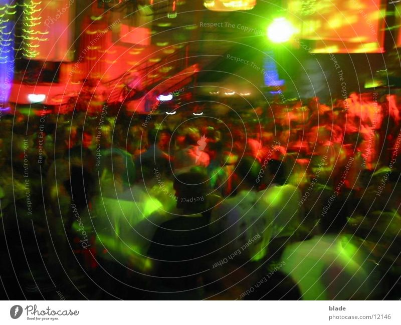 Discotizer4 Party Party goer Club Lighting Crowd of people Youth (Young adults) Dance Interior shot Dark Multicoloured