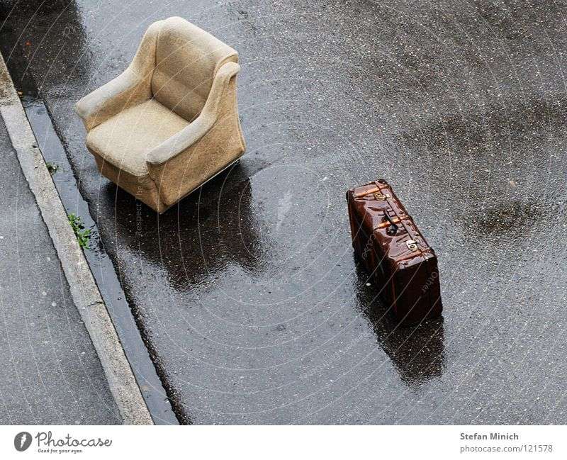 you know you have to move when... Still Life Grief Anger Loneliness Distress street mood