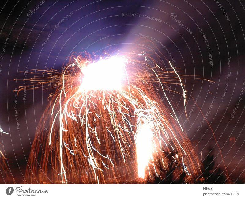 sparks Club Party Spark Blaze