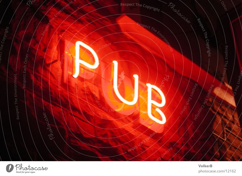 Gastronomy Club Neon light Pub Neon sign Roadhouse Advertising