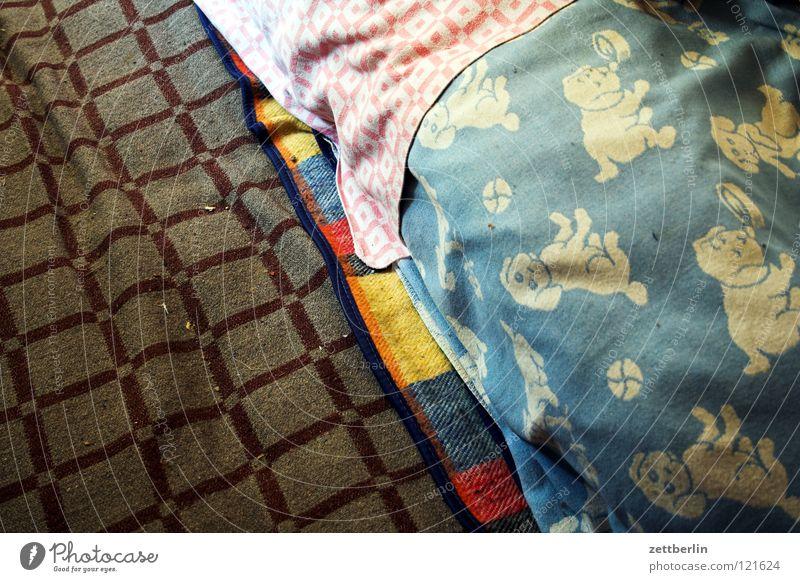 Design Decoration Living or residing Blanket Checkered Wool Cotton Children's room
