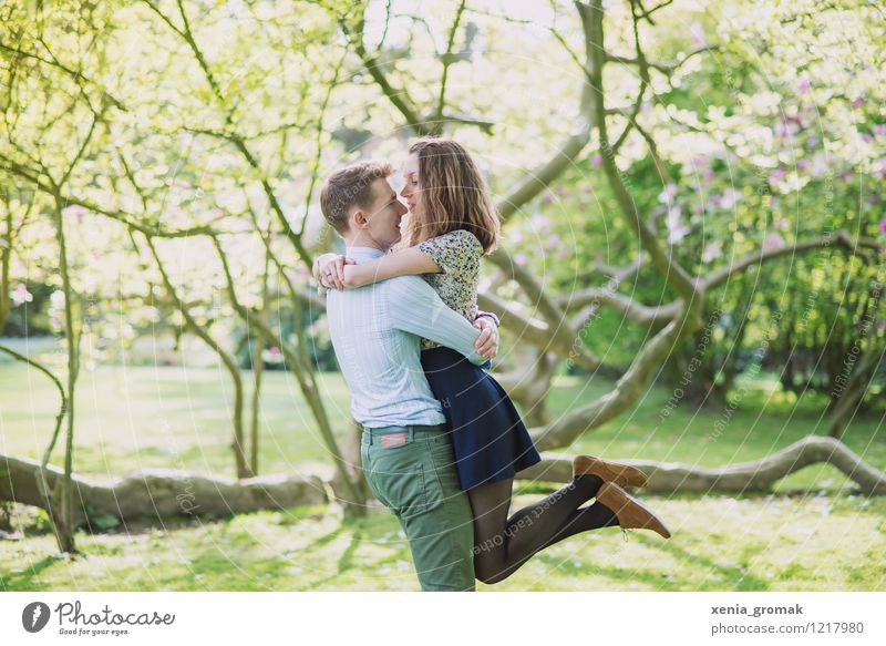 love Lifestyle Harmonious Well-being Leisure and hobbies Playing Vacation & Travel Trip Freedom Valentine's Day Young woman Youth (Young adults) Young man