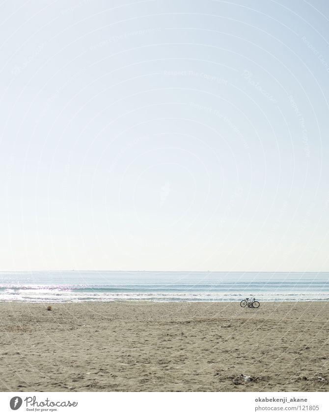 someday Ocean sea Kamakura blue atmosphere Air water wave white