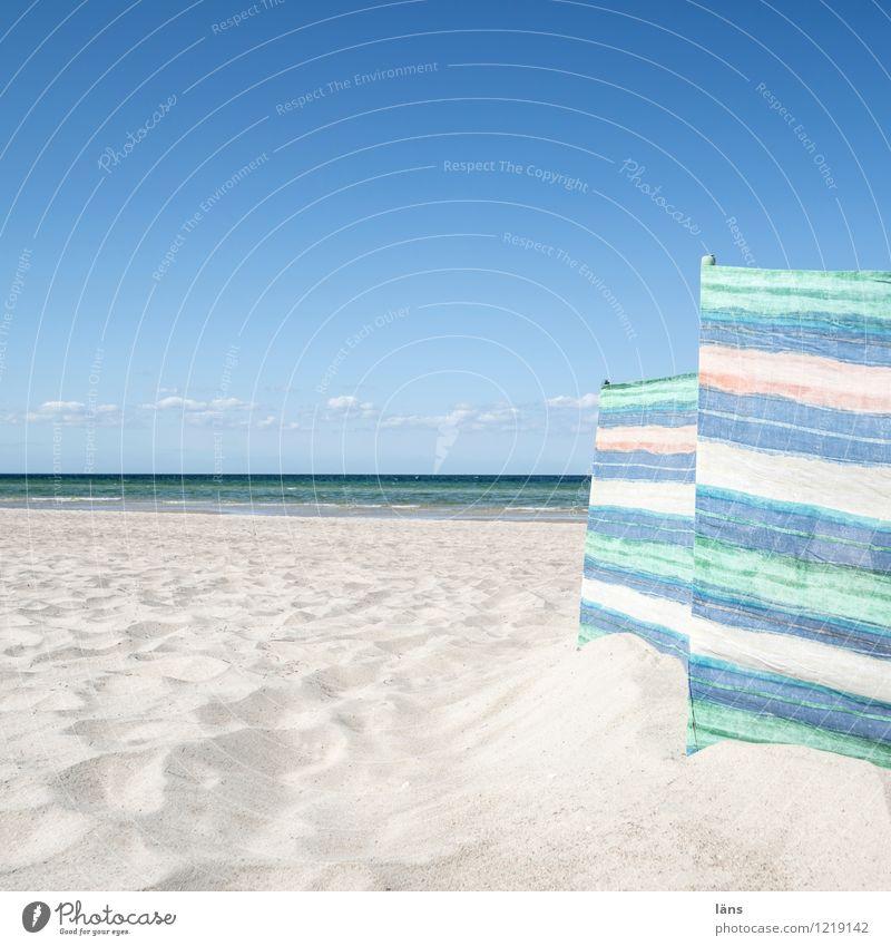 slow-motion Baltic Sea Ocean Beach Vacation & Travel Sand Protection Sky