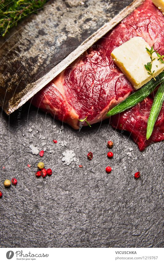 Healthy Eating Style Eating Background picture Food photograph Food Design Nutrition Table Cooking & Baking Retro Herbs and spices Kitchen Organic produce Barbecue (event) Meat