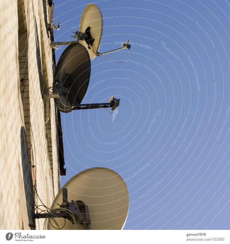 Dream Horizon Modern Technology Television Media Email Radio (broadcasting) Bowl Home country Antenna Satellite Satellite dish