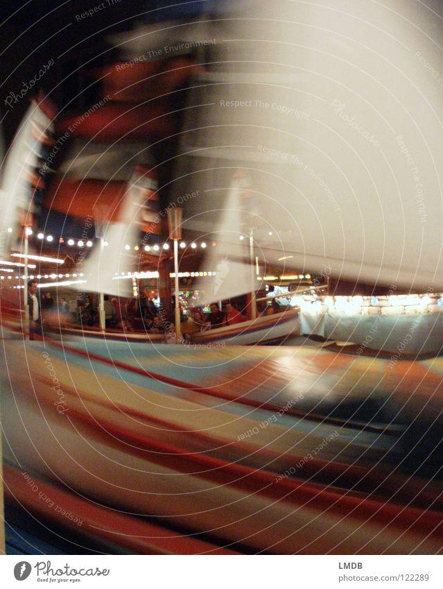 Colour Dark Movement Fairs & Carnivals Rotate Unclear Carousel Hazy Vertigo Gyroscope Inaccurate Theme-park rides Centrifuge Giddy