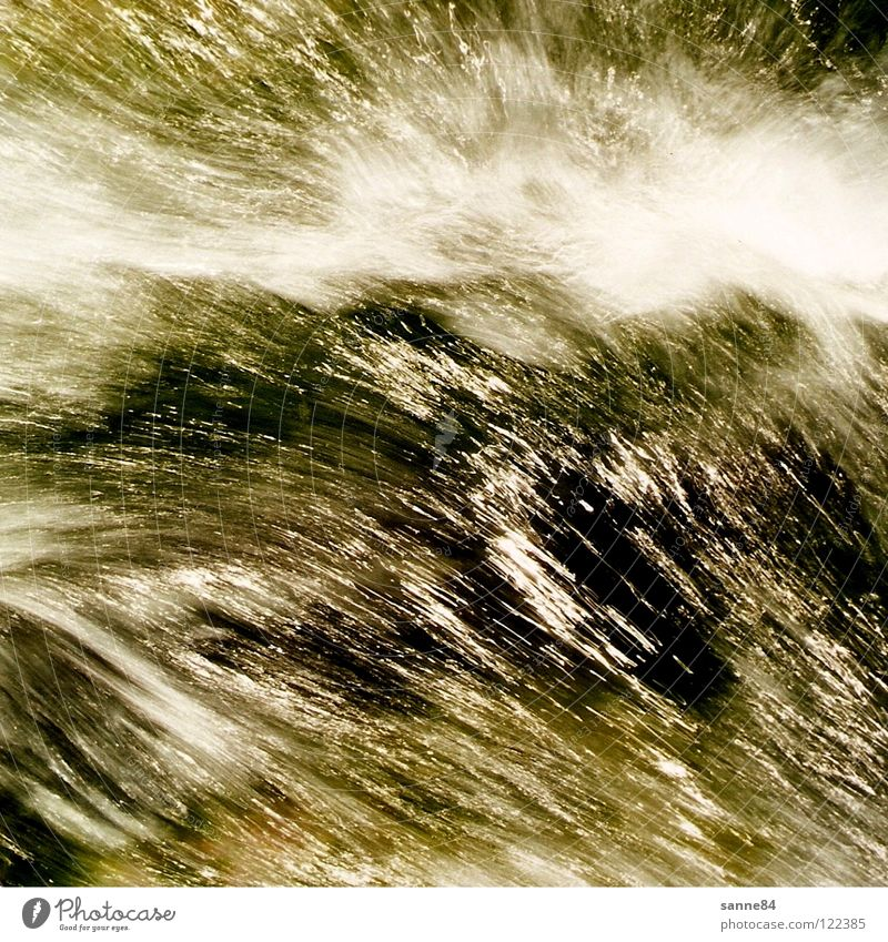 Water Ocean Power Waves Gale Baltic Sea Foam High tide