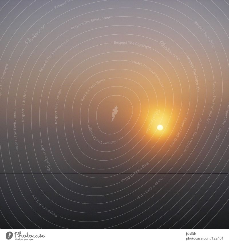 Beautiful Sky Sun Summer Black Gray Line Bright Lighting Fog Horizon Circle Electricity Round Window pane New start