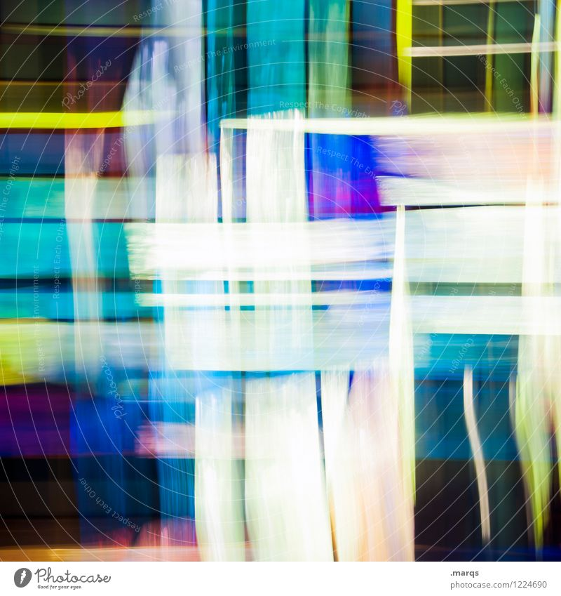 + Lifestyle Elegant Style Design Church Window Line Stripe Exceptional Hip & trendy Uniqueness Modern New Positive Crazy Surrealism Double exposure Colour photo