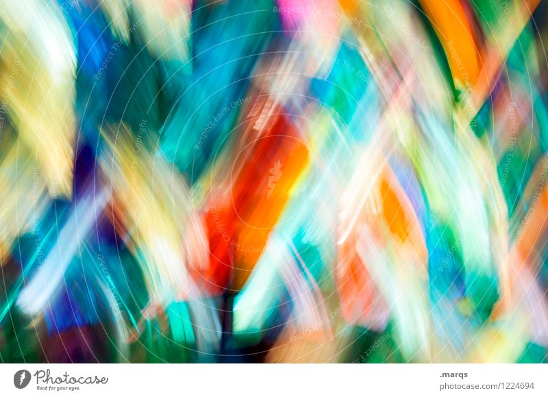 wishy-washy Elegant Style Design Glass Stripe Esthetic Exceptional Cool (slang) Uniqueness Modern Multicoloured Chaos Background picture Colour photo